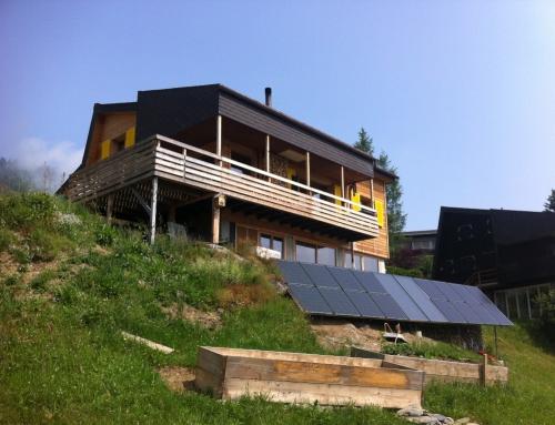 Wohnhaus, Braunwald