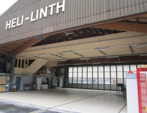 Hangar, Mollis